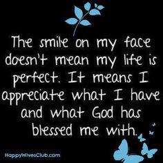 God Blesses