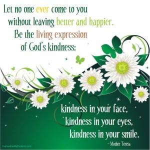 kindness theresa