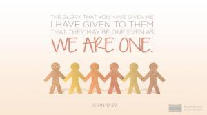 John 17 21-24