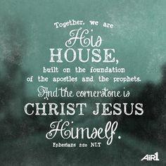 Ephesians 2 20