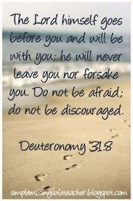 20 MAR 2017 Deuteronomy 31-8
