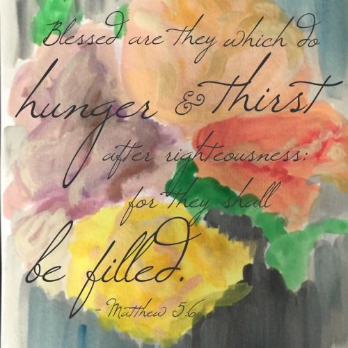 21 MAR 2017 Matthew 5-6