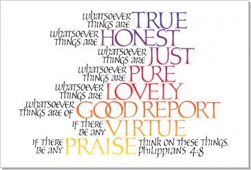 22 MAR 2017 Philippians 4-8