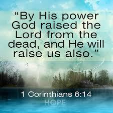 15 APR 2017 1 Corinthians 6 14